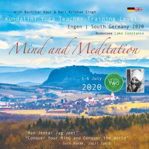KYoga Level 2 Engen Mind and Meditation Germany 2020 @ Yogahouse Prasaad