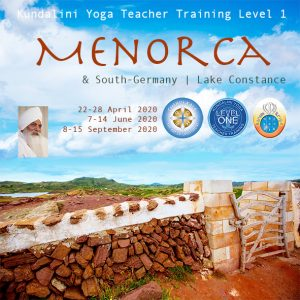 2020 Menorca Kundalini Yoga Teacher Training Level 1 @ Menorca