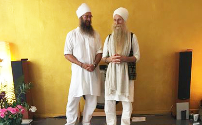 KYoga Level 2 Vitality and Stress Online with Shiv Charan Singh and Hari Krishan Singh