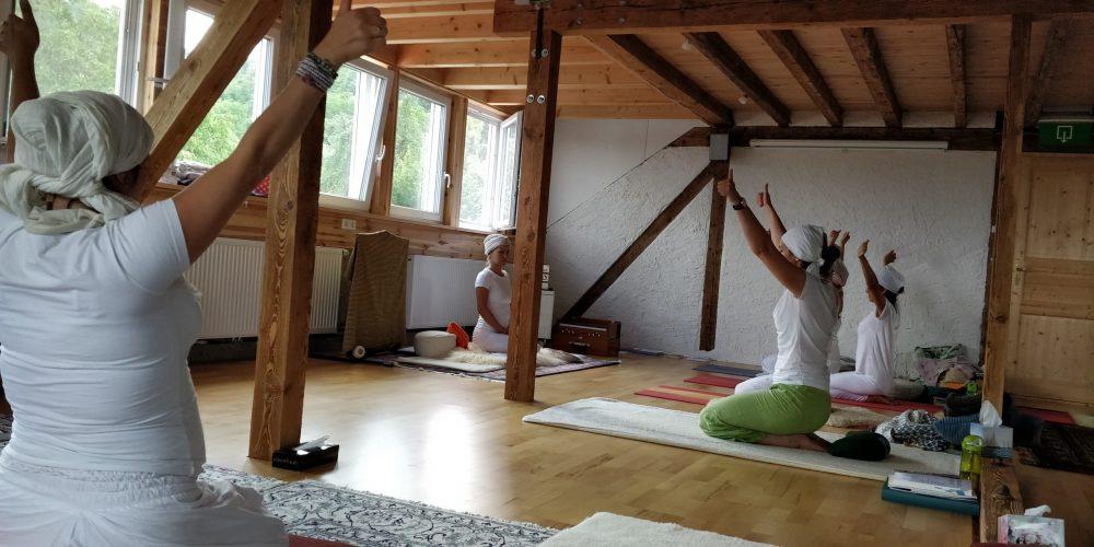 KYoga Level 1 Zürich, Switzerland 2021 @ Yogazentrum am Weiher